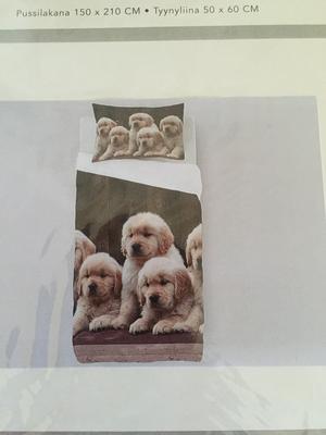 Påslkanset  med hundar från Redlunds