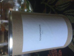 Doftljus En mild doft av linnelakan från Storefactory