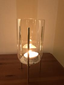 Ljusstake eller vas, från Interstil