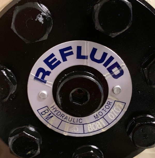 P-set orbitmotor Meta/Hydrofluid/Refluid OMR