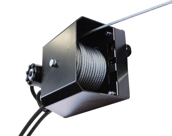 Hydraulvinsch We-1400 M3S11 med manuell ventil