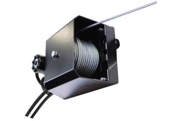 Hydraulvinsch We-1700 M3S11 med manuell ventil