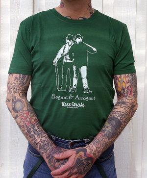 T-shirt- Elegant & Arrogant