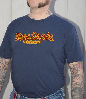 T-shirt- Classic-Navy