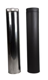 Skorstensrör 1065mm 150 mm