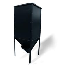 KIPI pellets storage 330 liters