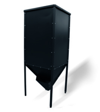 KIPI pellets storage 440 liters