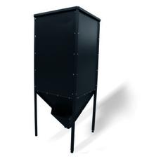 KIPI pellets storage 820 liters