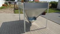 KIPI pellets storage 1200 liters