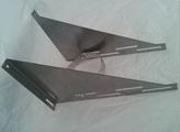 Stabil vägghållare XL 80 mm