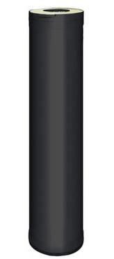 Förlängningsrör Harvia WHP1000M svart