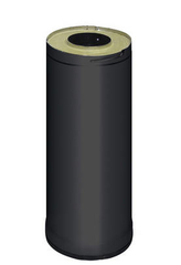 Förlängningsrör Harvia WHP500M svart