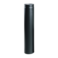 Cortenrör 120 1000 mm