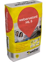 Weber ML 5 100/600