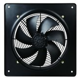 AXIAL FAN WITH SQUARE FRAME