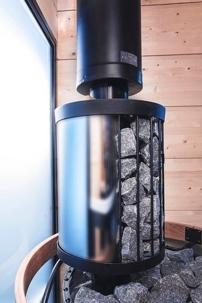 Harvia Legend vattenvärmare 25 L Svart