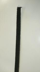 Fiberglastejp 3x15 mm 550 ° C