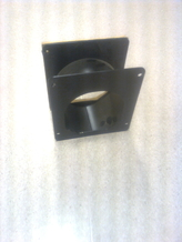Fitting / Distance plate 110 mm