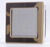 Galler 17x17 till rektangulär kanalrör  Guld