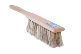 Fireplace cleaning brush