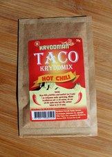 Taco Hot Chili Kryddmix