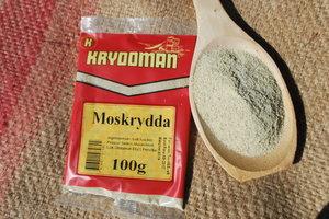 Moskrydda