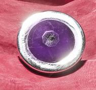 Anal jewellry Purple Midi 200 grams
