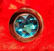 Anal jewellry Turquoise Midi 200 grams