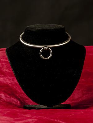 Rostfritt Collar 8 x 105 mm