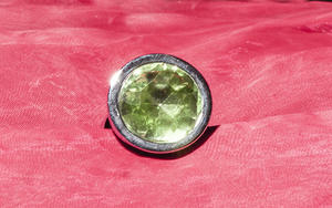 Anal jewellry Green Large