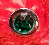 Anal jewellry Green Midi 200 grams