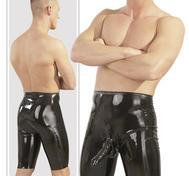 Latex Cycle Shorts