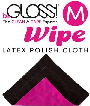 beGLOSS WIPE - Perfect Shine Polish Wipe