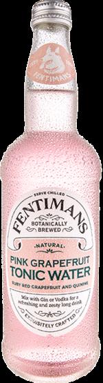 Fentimans Pink Grapefruit Tonic Water 500 ml