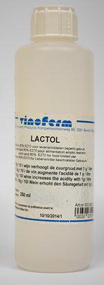Vinoferm Lactol Mjölksyra 80% 250 ml