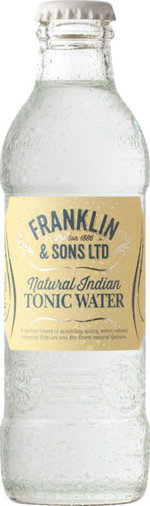 Franklin & Sons Natural Indian Tonic 200 ml