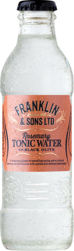 Franklin & Sons Rosemary Black Olive Tonic 200 ml