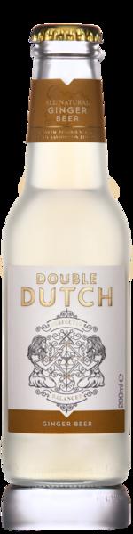 Double Dutch Ginger Beer 200 ml