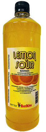 Barking Lemon Sour Barmix koncentrat 1l