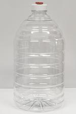 Damejeanne Plast 5 liter