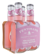 Fentimans Pink Rhubarb Tonic Water 200 ml