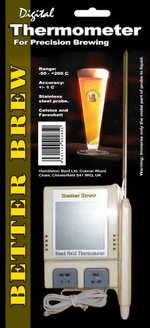 Termometer Digital Better Brew