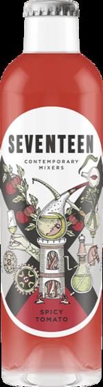 Seventeen Spicy Tomato Mix 200 ml