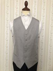 Väst Verdi light grey