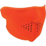Zan Headgear halvmask Hi Viz Orange