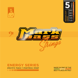 MB Energy Bass Stainless - 045 065 085 105 125