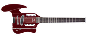 Traveler Guitars Speedster Hot Rod V2 Red