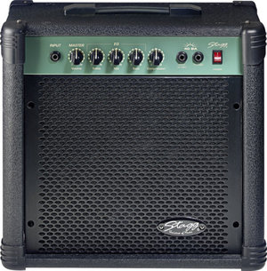 Bass Guit.Ampli 40W 230V