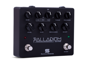 Palladium Gain Stage Black