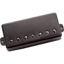 SH-6 7str Distortion, Brg, Pmt, BlkMetal